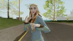 Princess Aurora From Maleficent V2 para GTA San Andreas