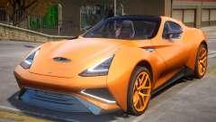 2016 Icona Vulcano Titanium para GTA 4
