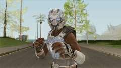 COG Female (Gears Of War 4) para GTA San Andreas