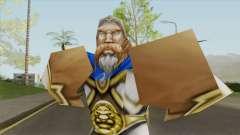 Uther V1 (Warcraft III RoC) para GTA San Andreas