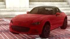 Mazda MX-5 Cabrio Roof para GTA San Andreas