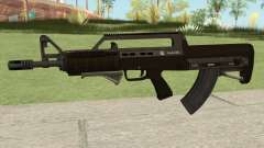Bullpup Rifle (With Grip V1) GTA V para GTA San Andreas
