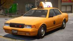 Vapid Stanier Taxi Modern
