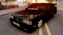 Tofas Dogan SLX Black para GTA San Andreas
