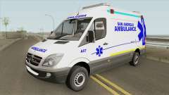 Mercedes-Benz Sprinter (San Andreas Ambulance)