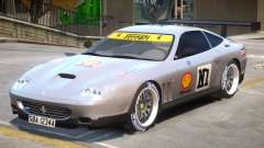 Ferrari 575M V2 para GTA 4