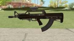 Bullpup Rifle (Three Upgrades V2) GTA V para GTA San Andreas