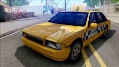 Taxi NFS MW para GTA San Andreas