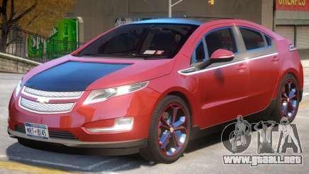 Chevrolet Volt R2 para GTA 4