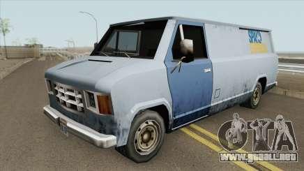 Vapid Speedo 83 para GTA San Andreas