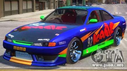 Nissan Silvia PJ1 para GTA 4