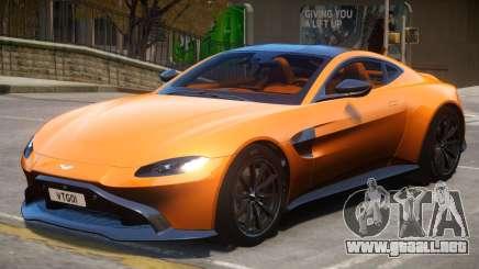 2019 Aston Martin Vantage 59 para GTA 4