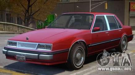 Willard 500 (Improved) para GTA 4