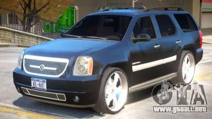 GMC Yukon para GTA 4