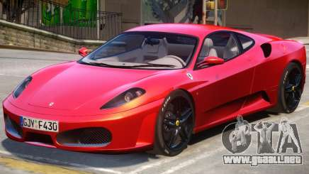 Ferrari F430 V2 para GTA 4