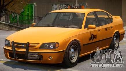 Taxi Vapid NYC Style para GTA 4