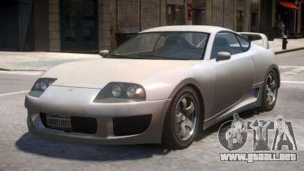 Dinka Jester Revised V2 para GTA 4
