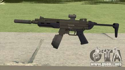 Hawk And Little SMG (Complete Upgrades V1) GTA V para GTA San Andreas