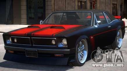 1976 Declasse Tampa para GTA 4