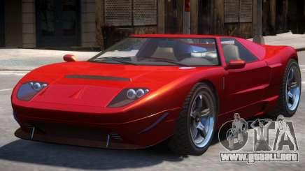 New Bullet GT para GTA 4