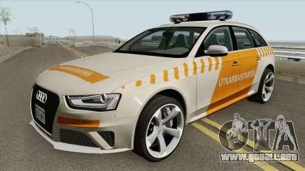 Audi RS4 Avant (Magyar) para GTA San Andreas