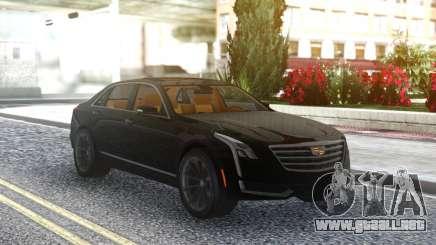 Cadillac CT6 Black para GTA San Andreas