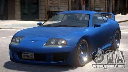 Dinka Jester Revised V1 para GTA 4