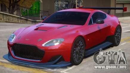 Aston Martin Vantage AMR Pro para GTA 4
