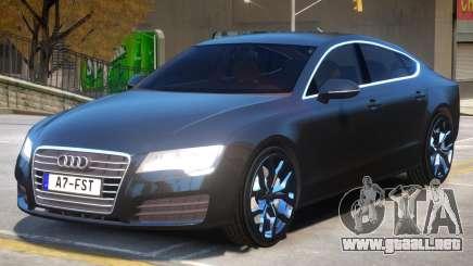 Audi A7 V1.2 para GTA 4