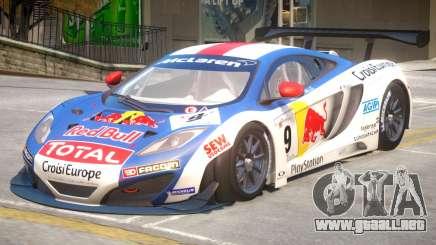 McLaren MP4 PJ5 para GTA 4