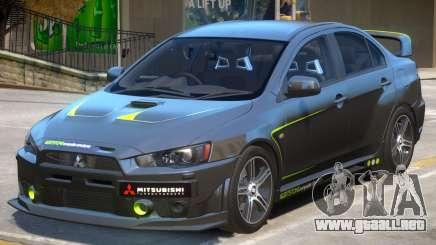 ML Evolution X PJ6 para GTA 4