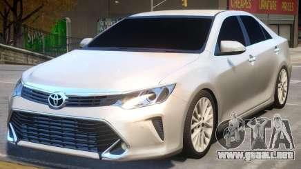 2014 Toyota Camry para GTA 4