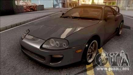 Toyota Supra Mk4 para GTA San Andreas