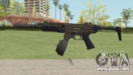 Hawk And Little SMG (Two Upgrades V8) GTA V para GTA San Andreas