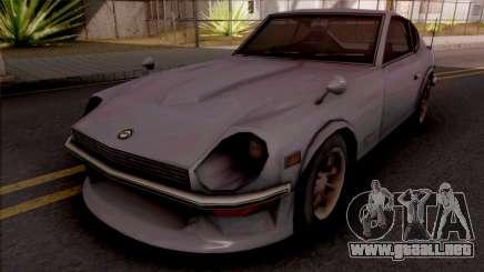 Nissan 240Z para GTA San Andreas
