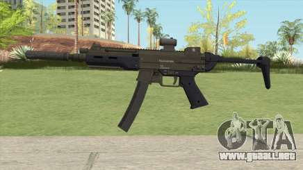 Hawk And Little SMG (Complete Upgrades V2) GTA V para GTA San Andreas