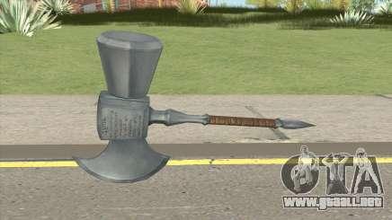 Marvel: Unworthy Thor Hammer MFF para GTA San Andreas