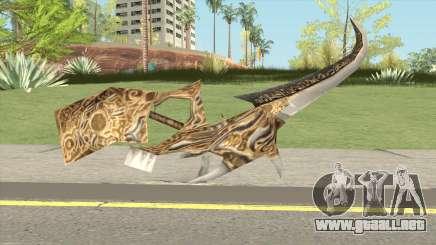 Kaileena Sword para GTA San Andreas