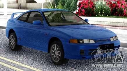 Honda Integra Tipe R Blue para GTA San Andreas