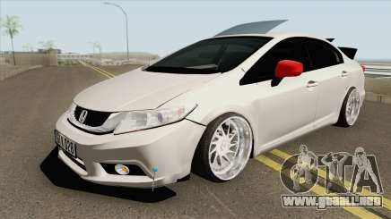 Honda Civic 2015 (Turkish Job) para GTA San Andreas