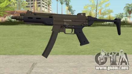 Hawk And Little SMG (With Flashlight V3) GTA V para GTA San Andreas