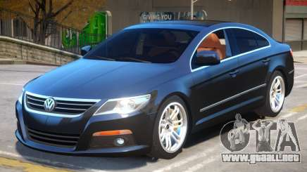 VW Passat CC para GTA 4