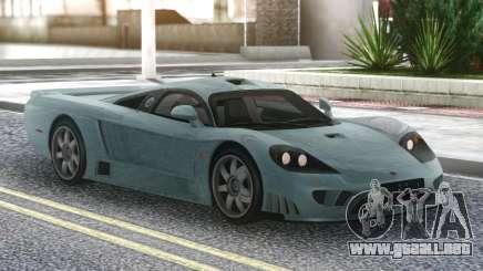 Saleen S7 2004 Grey para GTA San Andreas