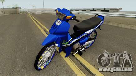 Yamaha SS Two (F1ZR) Movistar para GTA San Andreas