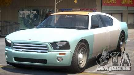W.E.U. Sonderwagen Special para GTA 4