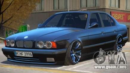 1995 BMW M5 para GTA 4