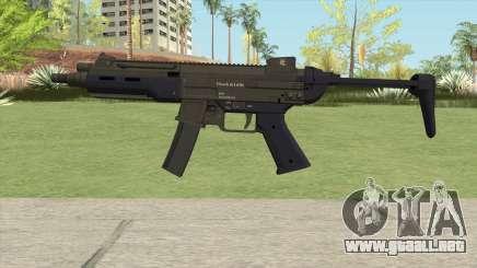 Hawk And Little SMG (With Flashlight V1) GTA V para GTA San Andreas