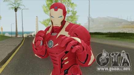 Iron Man V1 (Marvel Ultimate Alliance 3) para GTA San Andreas