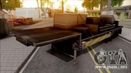 New Artict2 SA Style para GTA San Andreas