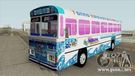 Anuradha Transways para GTA San Andreas